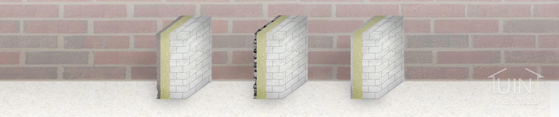 isolationsmaterial aussenmauern
