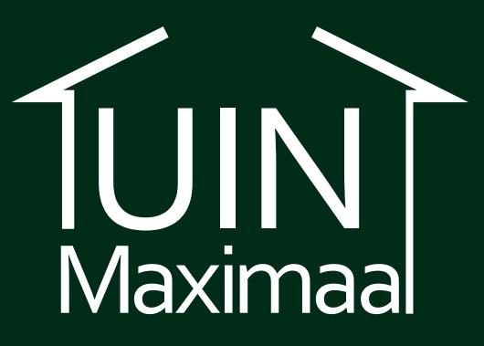Tuinmaximaal logo